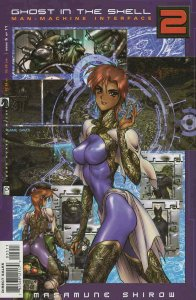 Ghost in the Shell 2: Man-Machine Interface #5 VF; Dark Horse | save on shipping