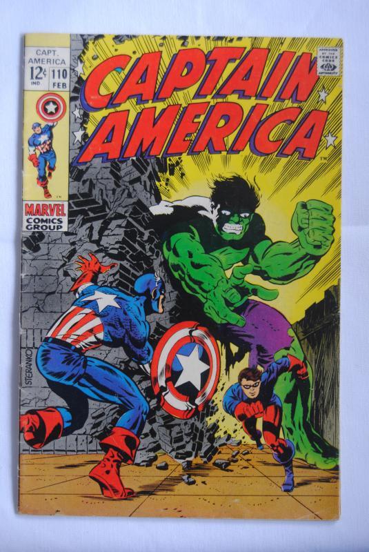 Captain America 110 6.0