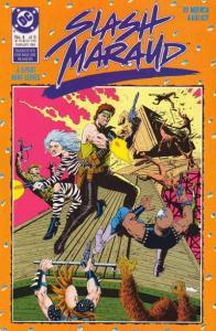 Slash Maraud #4, NM- (Stock photo)