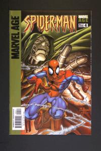 Spider-Man Marvel Age #4 July 2004