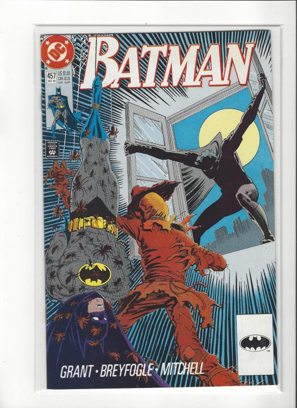 BATMAN #457 1ST NEW ROBIN DC COMICS NM