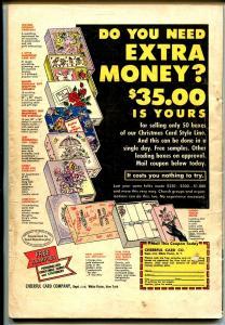 Archie's Giant Series #4 1957-Christmas Stocking-Christmas Tree-Betty-VG
