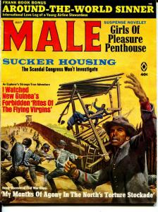 Male-5/1968-Pussycat-Civil War-Sinners-Pirates-Adventure