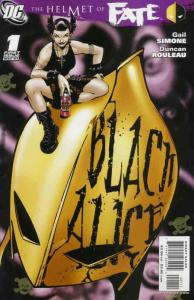Helmet of Fate: Black Alice #1 VF/NM; DC | save on shipping - details inside