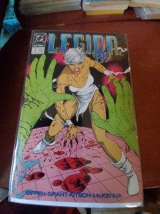 L.E.G.I.O.N. #7 (1989)