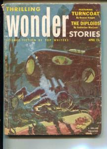 Thrilling Wonder Stories-Pulp-4/1953-Damon Knight-Philip Jose Farmer
