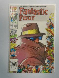 Fantastic Four #296 Marvel 25th anniversary cover 8.0 VF (1986 1st Series)