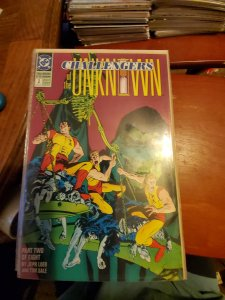 Challengers of the Unknown #2 (1991)