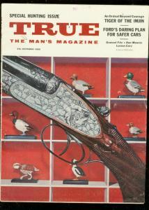 TRUE MAGAZINE OCT 1955-BIRD WATCHING-MEXICAN BANDITS FN