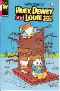 HUEY DEWEY & LOUIE (1966-1984 GK) 69 VF-NM   1981 COMICS BOOK