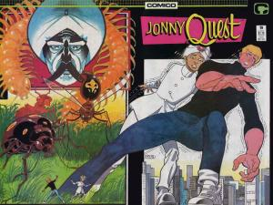 Jonny Quest (Comico) #19 FN; COMICO | save on shipping - details inside