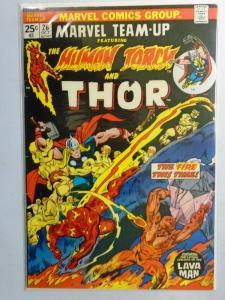 Marvel Team-Up (1st Series) #26, 5.5 (1974)
