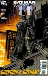 Batman: Legends of the Dark Knight #206 FN; DC | save on shipping - details insi