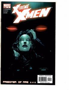 Lot Of 6 X-Treme X-Men Marvel Comic Books # 41 42 43 44 45 46 Wolverine J260