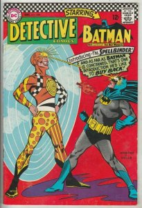 Detective Comics # 358 Strict NM- High-Grade 1st The Spellbinder, Elongated Man