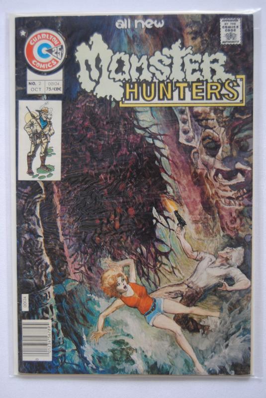 Monster Hunters #2
