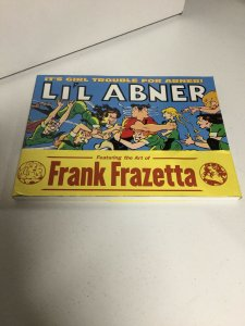Li'l Abner Volume 24 SC Softcover Oversized Kitchen Sink Press