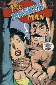 Masked Man #5, VF+ (Stock photo)