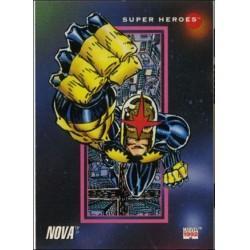 1992 Marvel Universe Series 3 NOVA #61