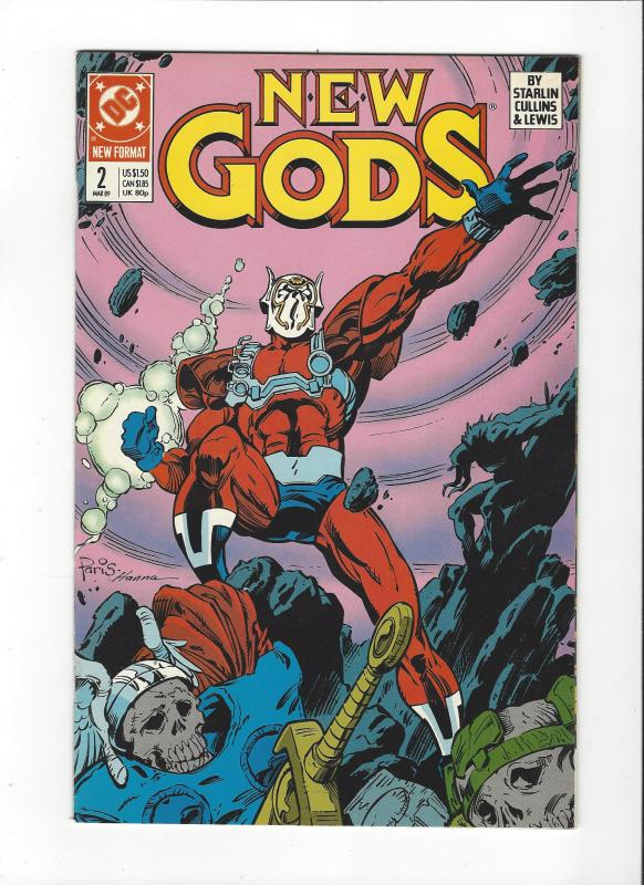New Gods Vol. 2 #1  NM Nice Copy