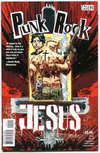 PUNK ROCK JESUS #2, VF+, Sean Murphy, 1st, 2012, more Vertigo in store