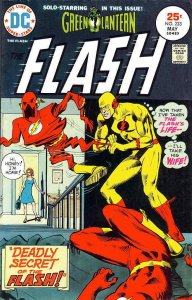 Flash, The (1st Series) #233 FN; DC   save on shipping - details inside