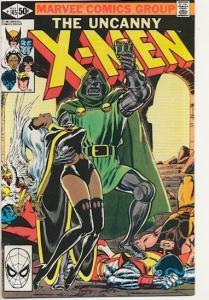 Marvel Uncanny X-Men #145 Very Fine (8.0) Cockrum art Doctor Doom (798J)