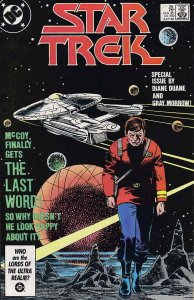Star Trek (3rd Series) #28 FN; DC | save on shipping - details inside