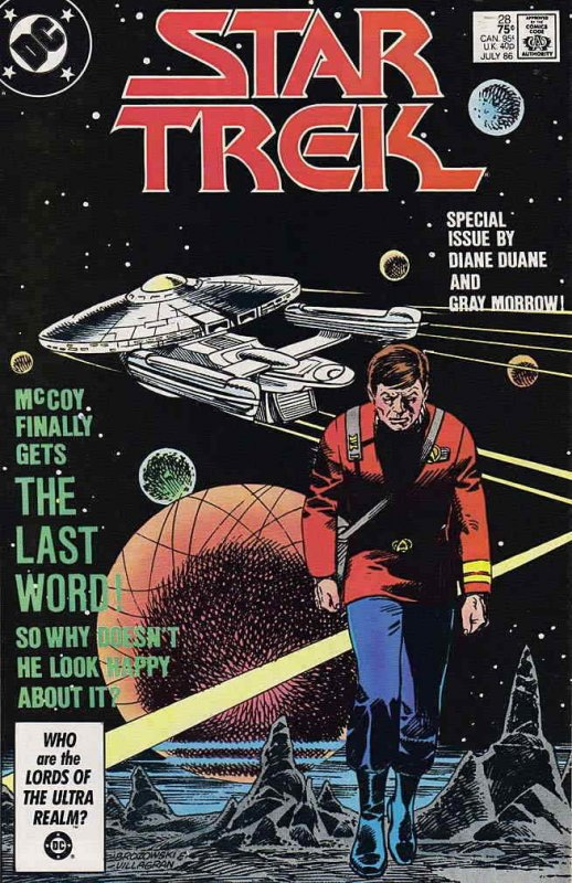 Star Trek (3rd Series) #28 FN; DC | save on shipping - details inside