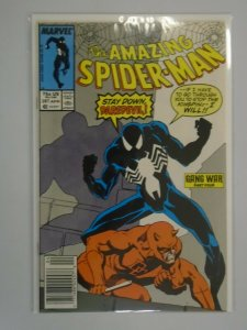 Amazing Spider-Man #287 Newsstand edition 6.0 FN (1987 1st Series)