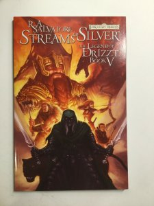 Legend Drizzt Book V 5 Streams Of Silver Tpb Softcover Sc Near Mint Nm DDP