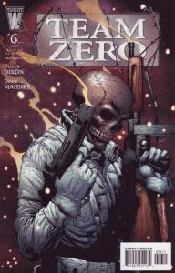 Team Zero #6 VF/NM; WildStorm | save on shipping - details inside