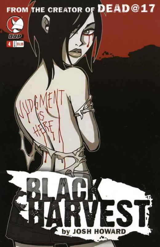 Black Harvest #4 FN 2006 Stock Image