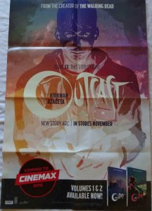 OUTCAST Promo poster, 24 x 36, 2015, IMAGE, FLASH Unused more in our store  021