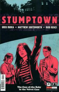 Stumptown (Vol. 2) #3 FN; Oni | save on shipping - details inside