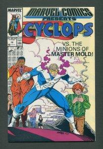 Marvel Comics Presents #19 /  9.6 NM+  / Newsstand  /  May 1989
