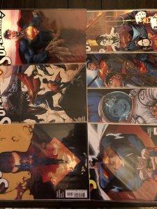 Superman 7 pack