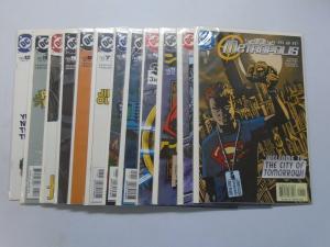 Superman: Metropolis #1-12 - 8.0 VF - 2003