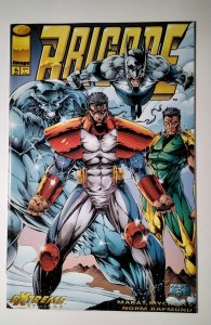 Brigade #6 (1993) Image Comic Book J756