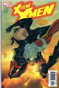 X Treme X Men #37 ORIGINAL Vintage 2004 Marvel Comics GGA Storm