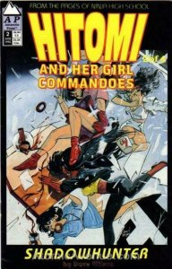 Hitomi and Her Girl Commandos #2 FN; Antarctic | save on shipping - details insi