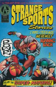 Strange Sports Stories (Adventure) #1 FN; Adventure   save on shipping - details