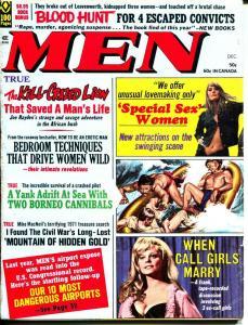 MEN-12/1971-Pussycat-Convicts-Cannibals-Adventure
