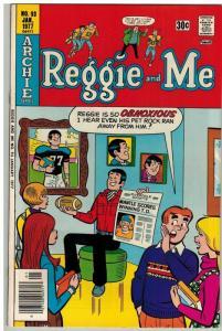 REGGIE & ME (1966-1980) 93 VF-NM Jan. 1977