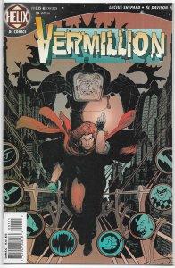 Vermillion (Helix) # 1 FN (Starlight Drive 1) Shephard/Davison, Kaluta cover