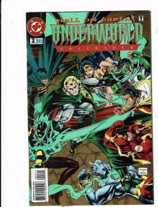 Lot of 2 Hell on Earth Unleashed DC Comic Books #2 3 BH53