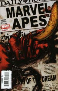 Marvel Apes #4 VF/NM; Marvel | save on shipping - details inside