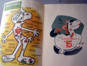 Comic Condorito numero 15 de 1965 Completo Pepo tebeo Cartoon