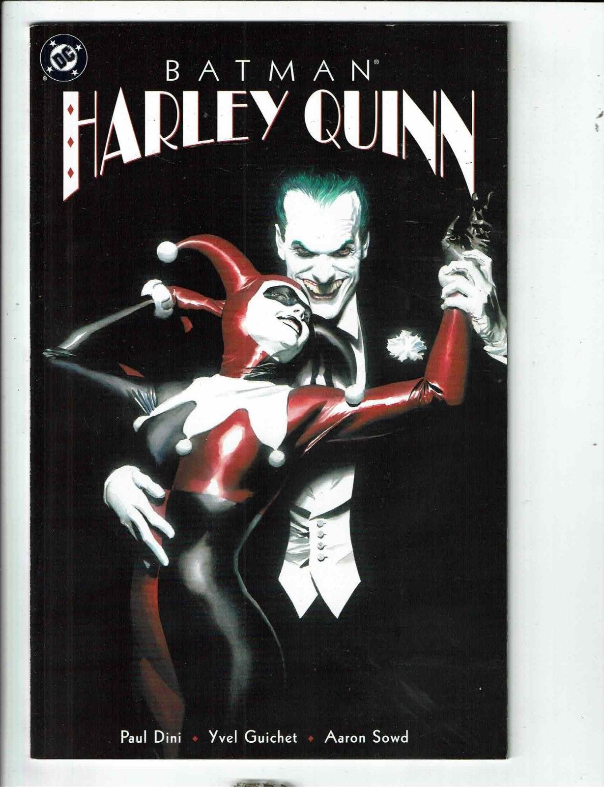 DC Comics HARLEY QUINN #33 cover B first printing