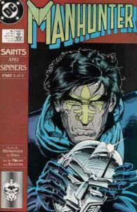 Manhunter (2nd Series) #18 FN; DC | save on shipping - details inside